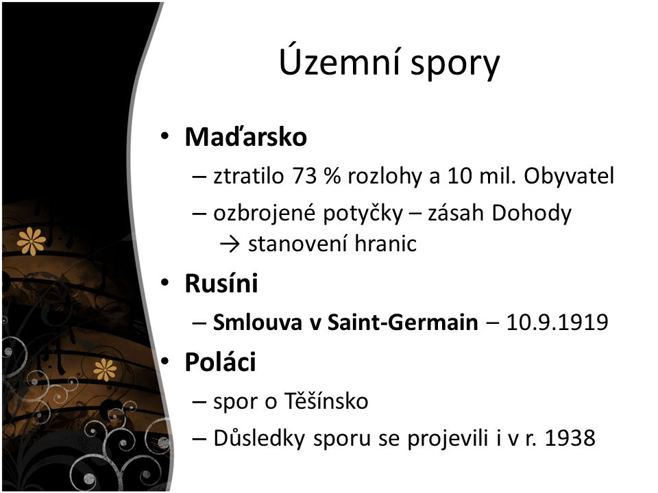 Mnichovský diktát 29.– 30. 9.