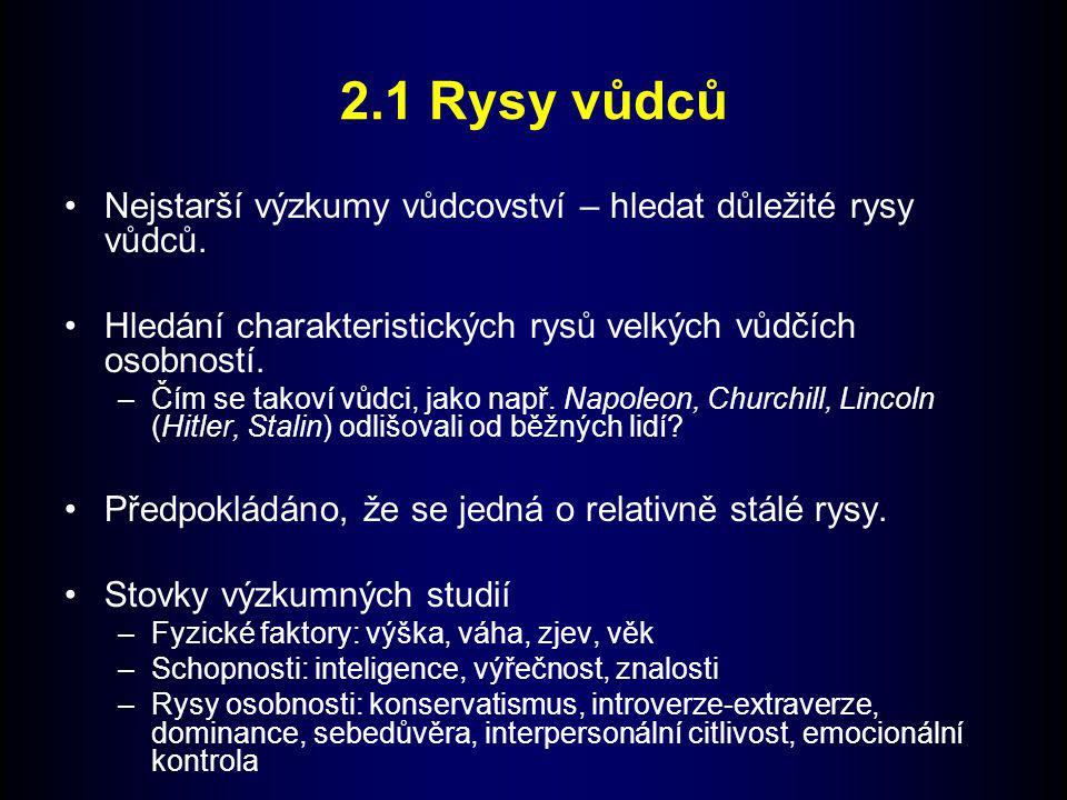(7) Emocionální inteligence 1) Znalost vlastních emocí 2) Zvládání emocí 3) Schopnost sám sebe motivovat 4) Vnímavost k emocím jiných lidí 5) Umění mezilidských vztahů