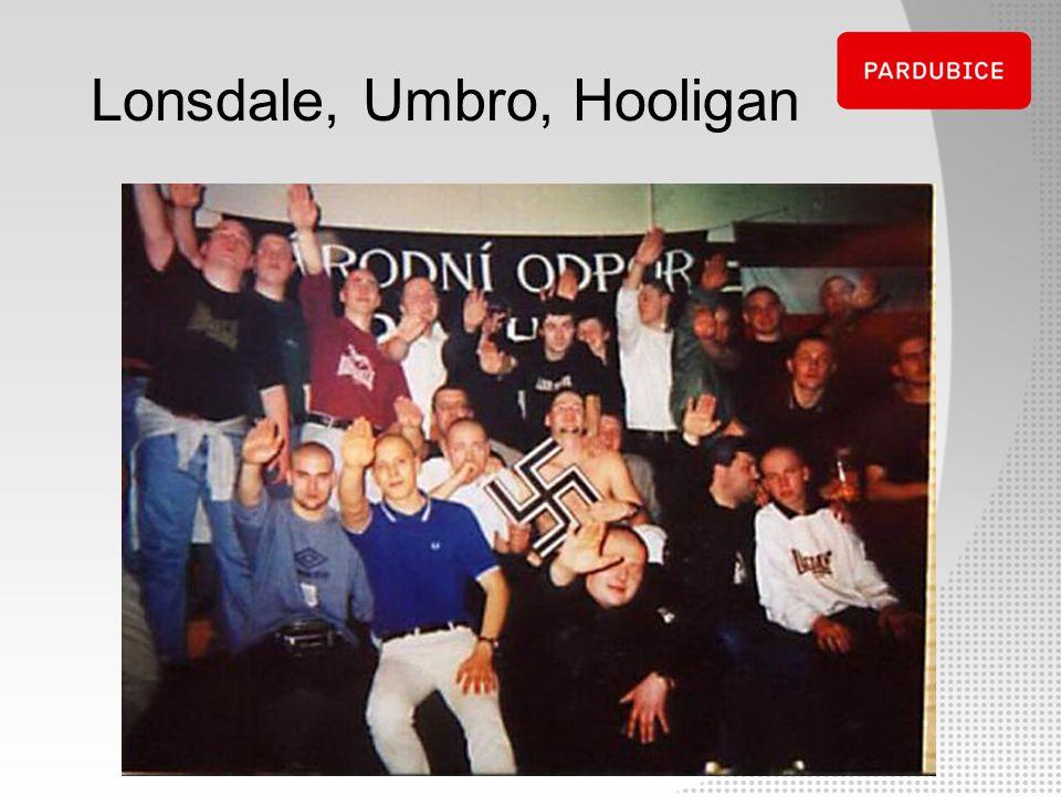 Lonsdale, Umbro, Hooligan