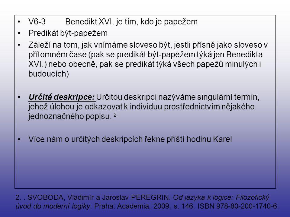 V6-3 Benedikt XVI.