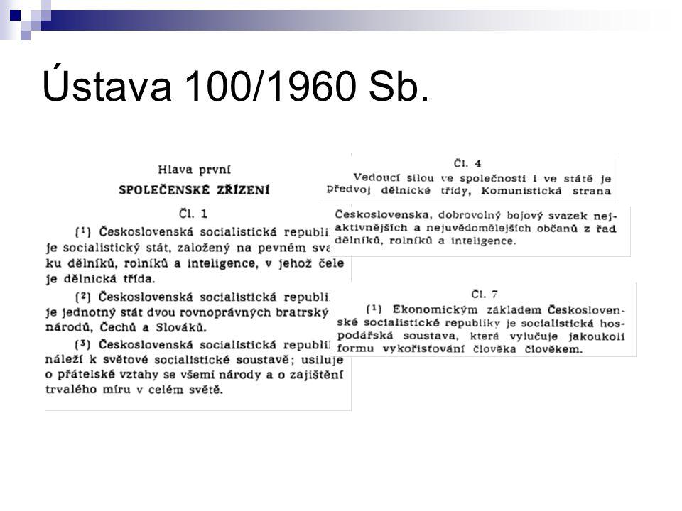 Ústava 100/1960 Sb.
