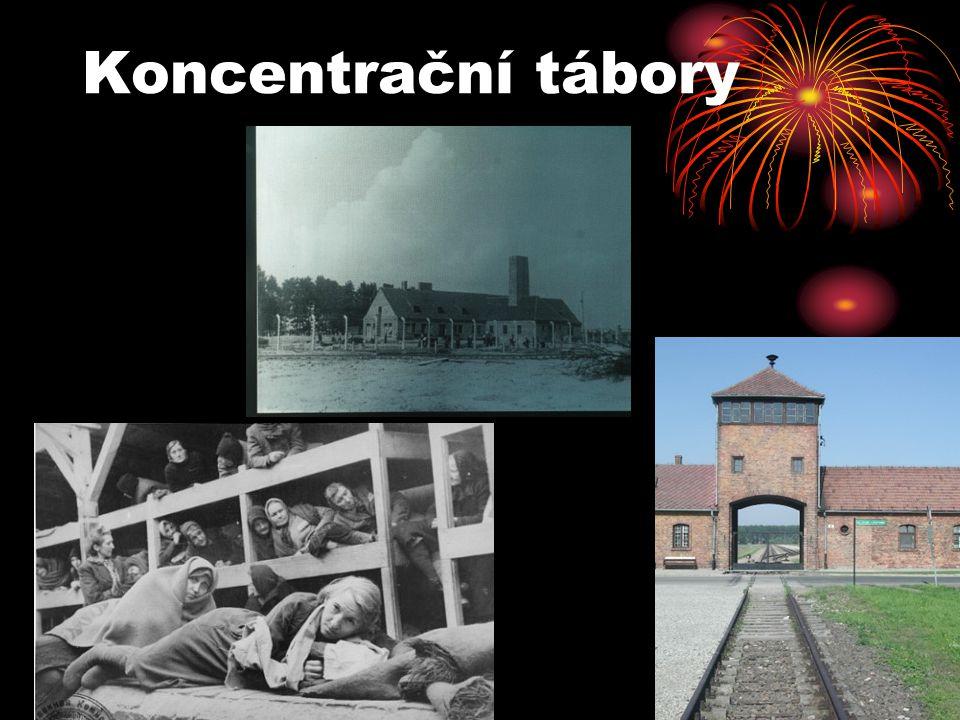 Koncentrační tábory