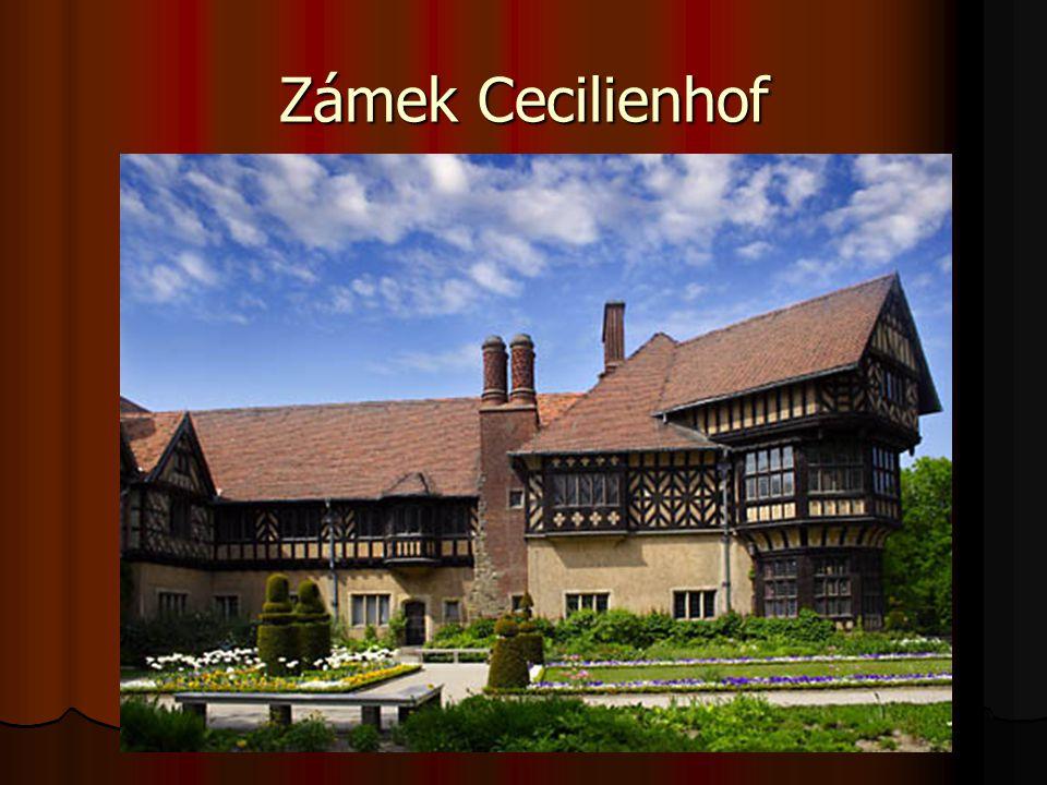 Zámek Cecilienhof