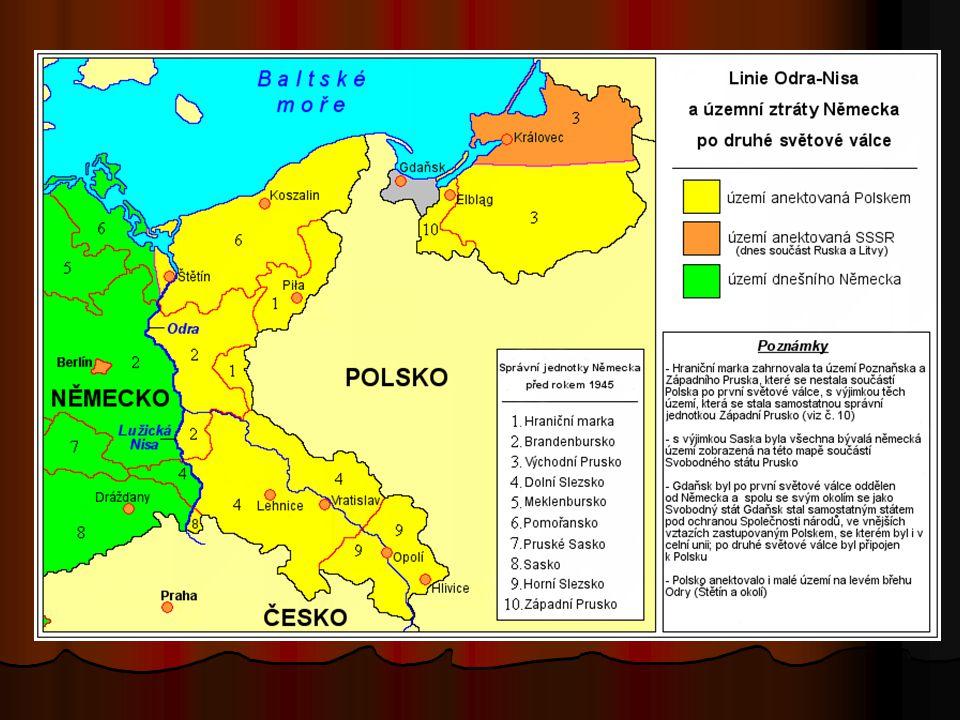 Rozdělení Německa a Rakouska do čtyř okupačních zón Rozdělení Německa a Rakouska do čtyř okupačních zón okupačních zón okupačních zón