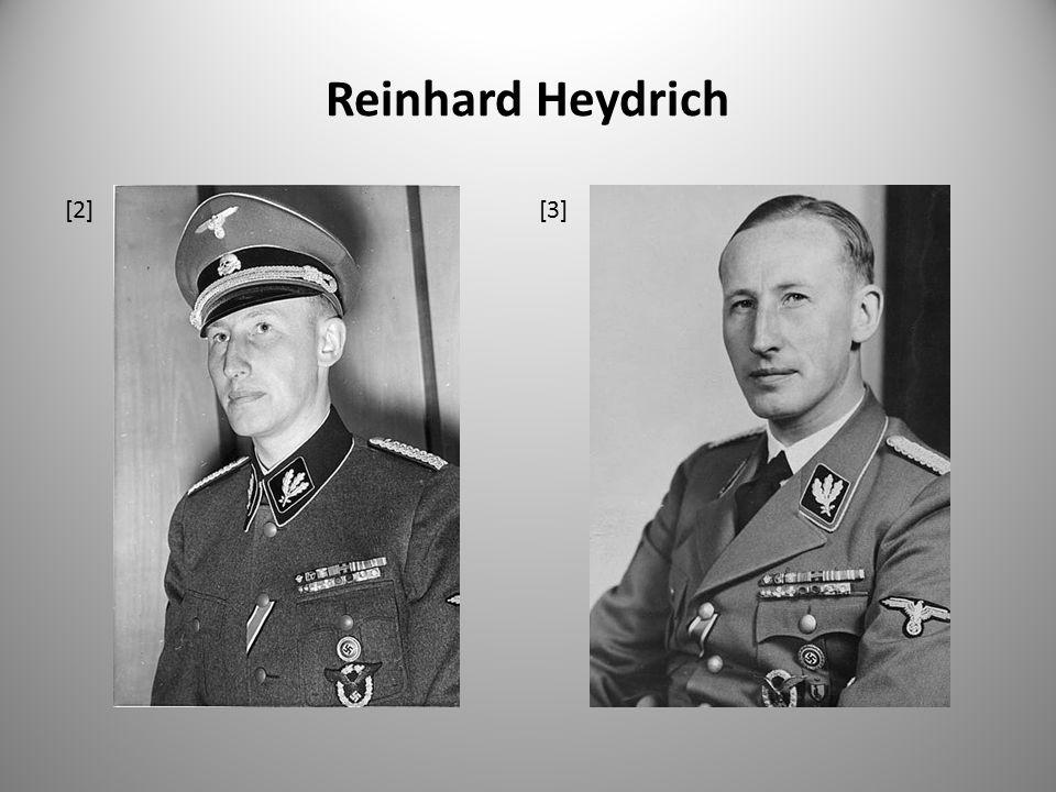 "Strůjci holocaustu - Eichmann Adolf Eichmann (1906 – 1962) ""vykonavatel vedoucí tzv."