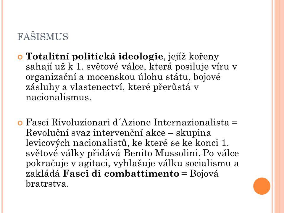 KOMUNISMUS Politická ideologie, jejíž název vznikl ze slova communis = společný – hlavní idea = společné vlastnictví, rovnost mezi lidmi.