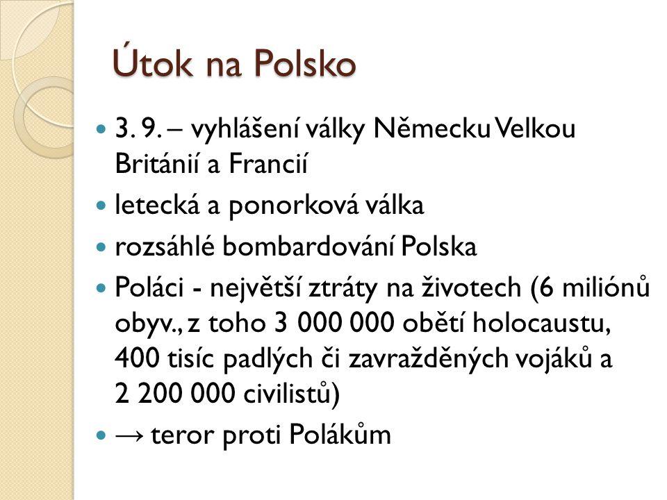 Útok na Polsko 3.9.