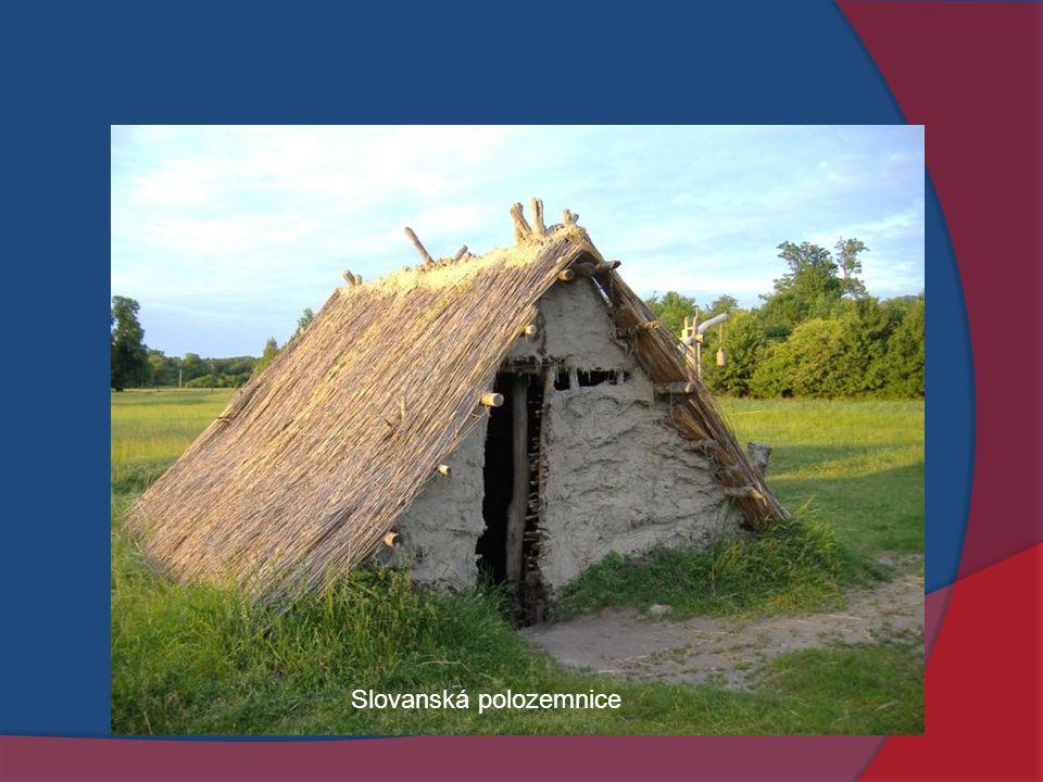 Slovanská polozemnice