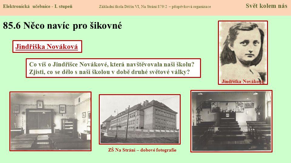 85.7 CLIL Elektronická učebnice - I.