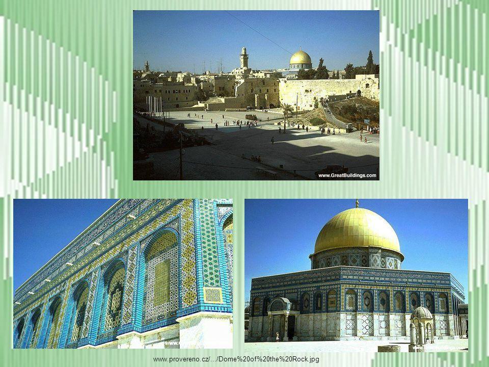 blog.sme.sk/blog/1141/164322/fotka5.JPG Král Šalamoun postavil v Jeruzalémě obdivuhodný chrám, zasvěcený jedinému bohu Jahvemu.