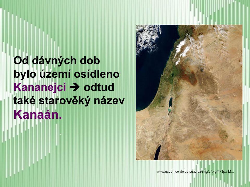 rozkládá se mezi Sýrií - rozkládá se mezi Sýrií a Egyptem a Egyptem www.lingvistika.mysteria.cz/hebrew_soubory/Ma...