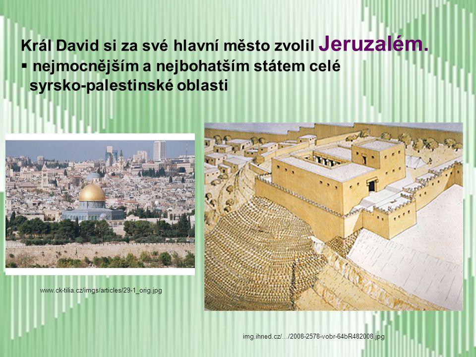 sklad.obrazku.cz/obr150663_005kralDavid.jpg Po Saulovi nastoupil na trůn pastýř David.