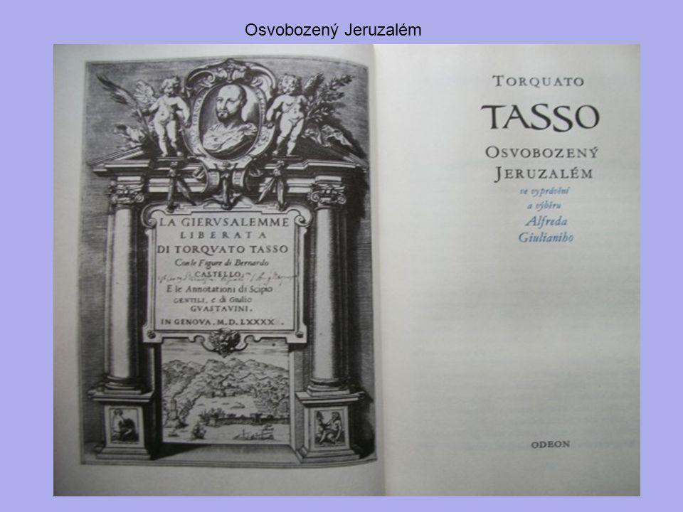 Osvobozený Jeruzalém