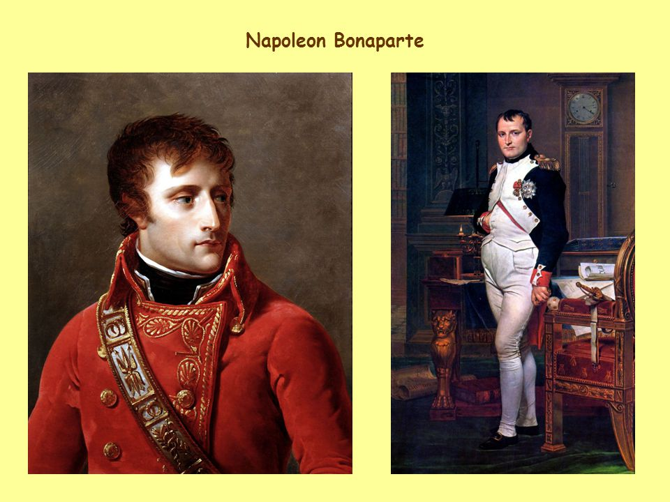 3 Napoleon Bonaparte