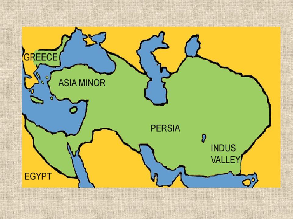 Řecko – perské války 492 – 449 př.n.l.