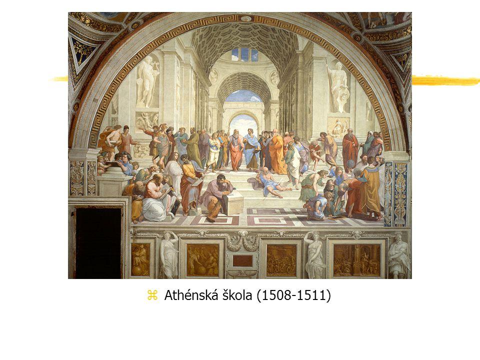 zZasnoubení panny Marie (1504) Vztyčení kříže (1502)