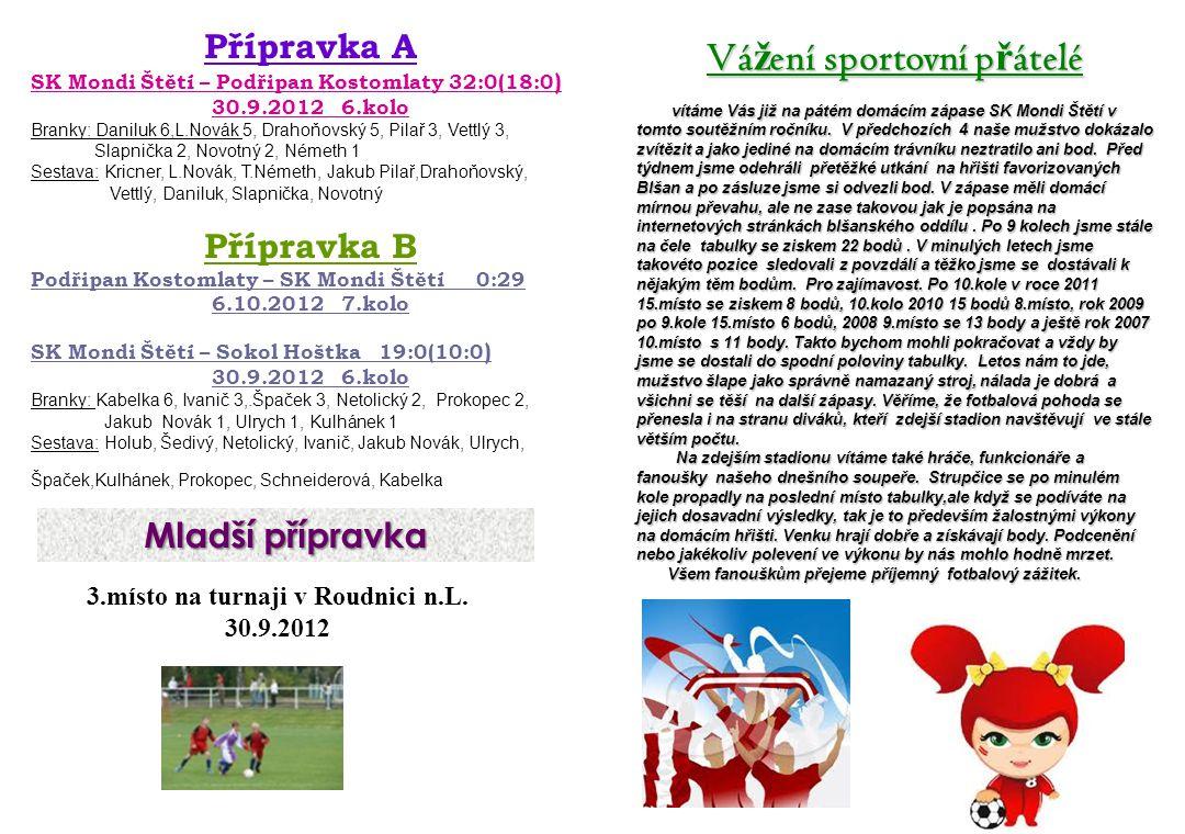 Fotbalová současnost SK Strupčice SK Strupčice fotbalový oddíl z hezké obce na okraji Chomutovského okresu.
