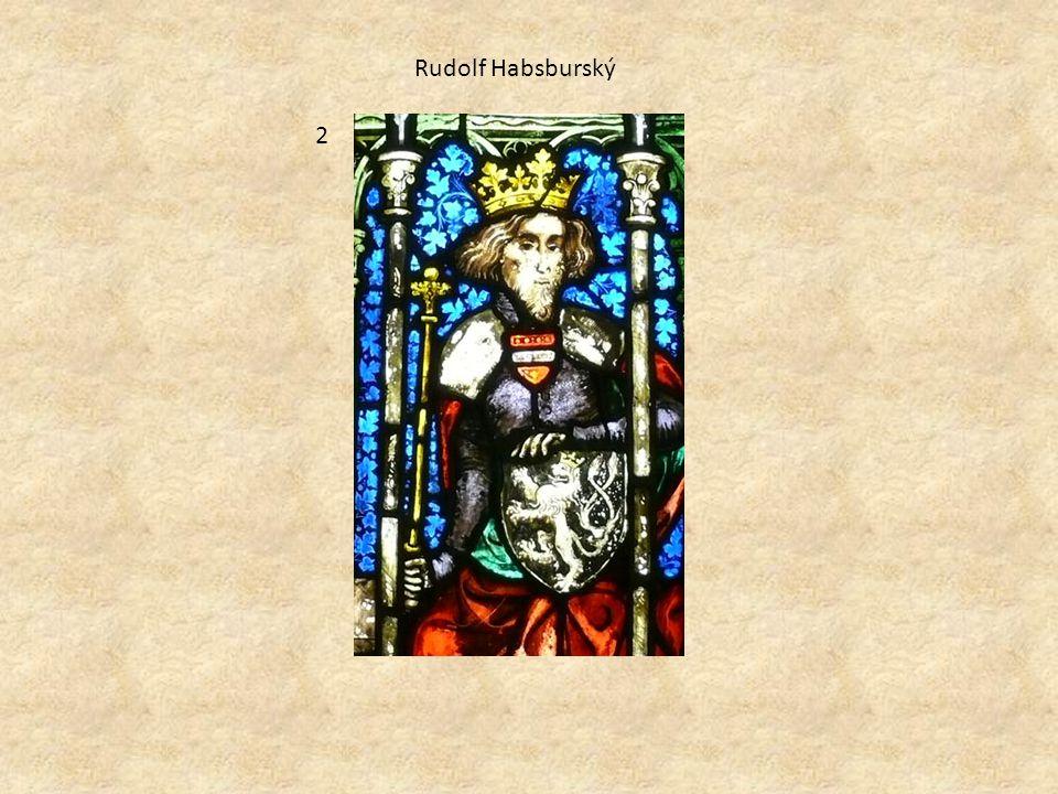 Rudolf Habsburský 2