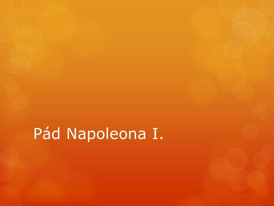 Pád Napoleona I.