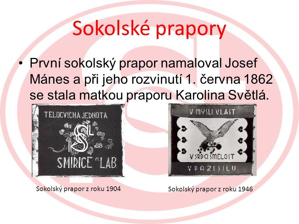 Počátky Sokol vznikl jako první česká tělocvičná organizace v Rakousku-Uhersku v době politické uvolnění šedesátých let 19. století z iniciativy dr. M