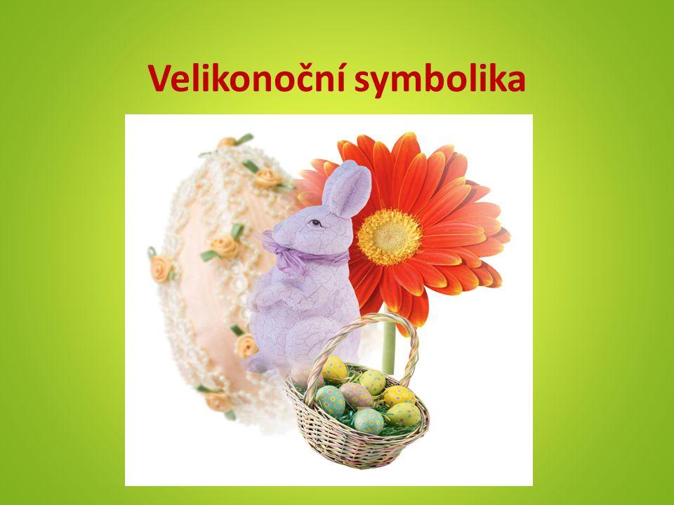 Velikonoční symbolika