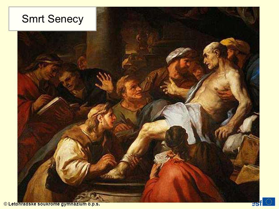 Smrt Senecy