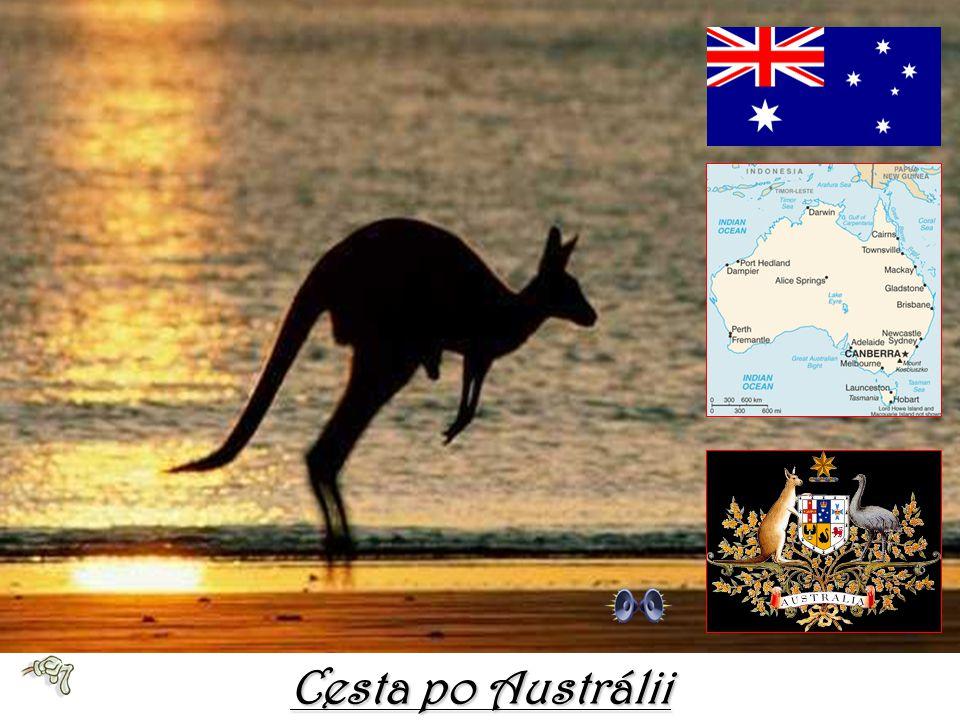 Maria Island je hornatý ostrov u východního pobřeží Tasmánie