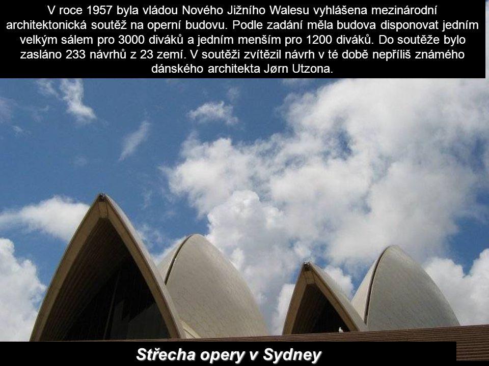 Sydney - Nový Jižní Wales Sydney - Nový Jižní Wales ( 4,5 mil.obyv.)