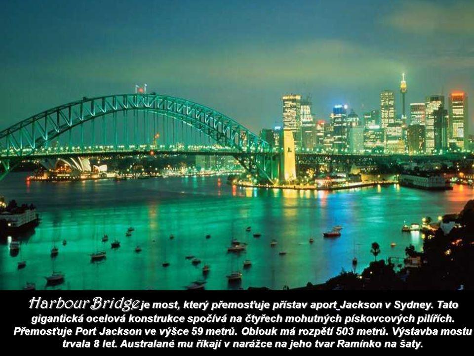 Sydney Tower je druhou nejvyšší vyhlídkovou v ě ží na jižní polokouli