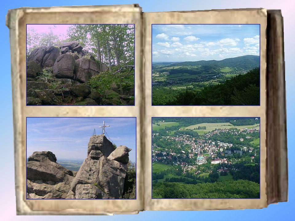 Ořešník 800 m Ořešník je skalnatý výběžek postranní části Hejnického hřebene.