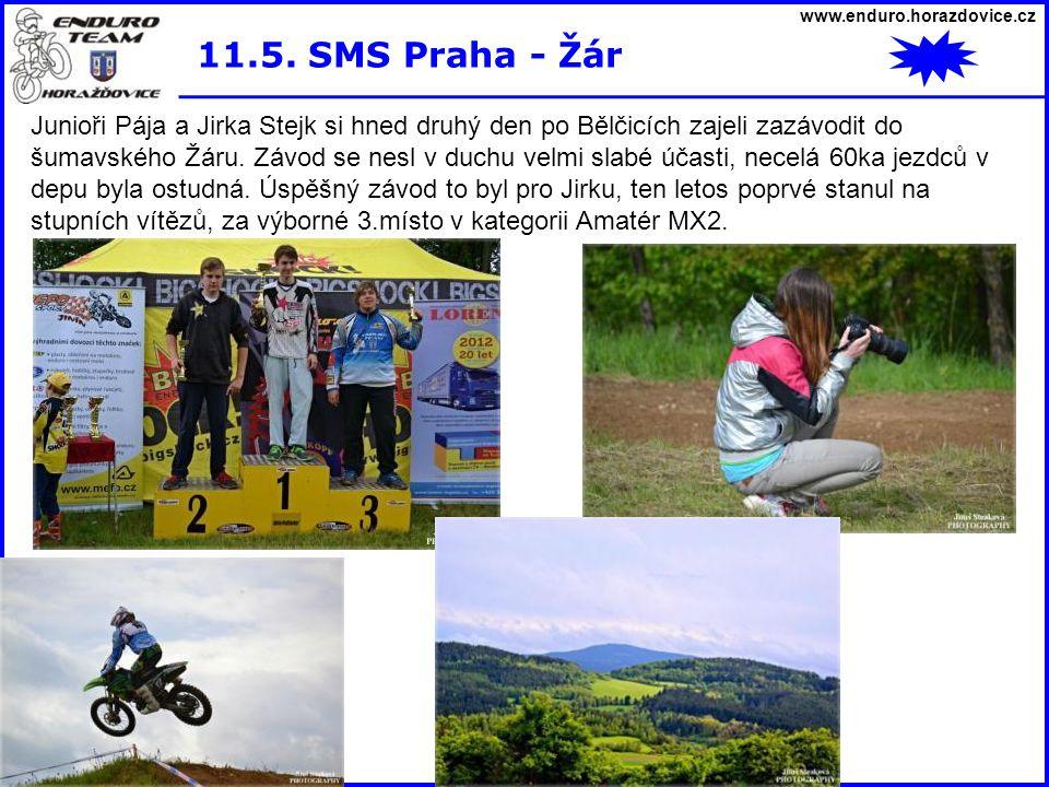 www.enduro.horazdovice.cz 6.9.