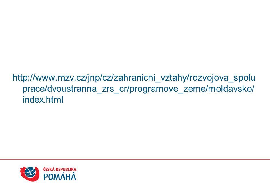 http://www.mzv.cz/jnp/cz/zahranicni_vztahy/rozvojova_spolu prace/dvoustranna_zrs_cr/programove_zeme/moldavsko/ index.html