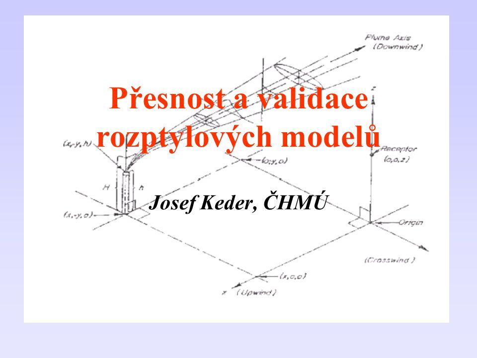 12 Testování modelu SYMOS na datech experimentu COPENHAGEN