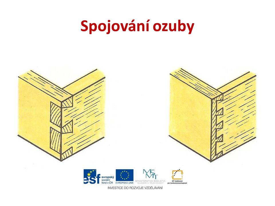 PAMATUJ .Plátování je jeden ze způsobů konstrukčního spojení dřeva napevno.