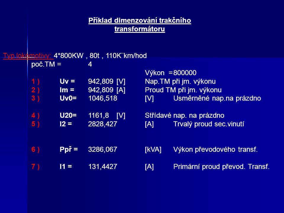 Uu=( ΣΔPcu/m*Im)+0,7*(Ux%/100)*Uvo Uu=( ΣΔPcu/m*Im)+0,7*(Ux%/100)*Uvo Legenda :Ux% - napětí nakrátko sekundárního vinutí v procentech Legenda :Ux% - n