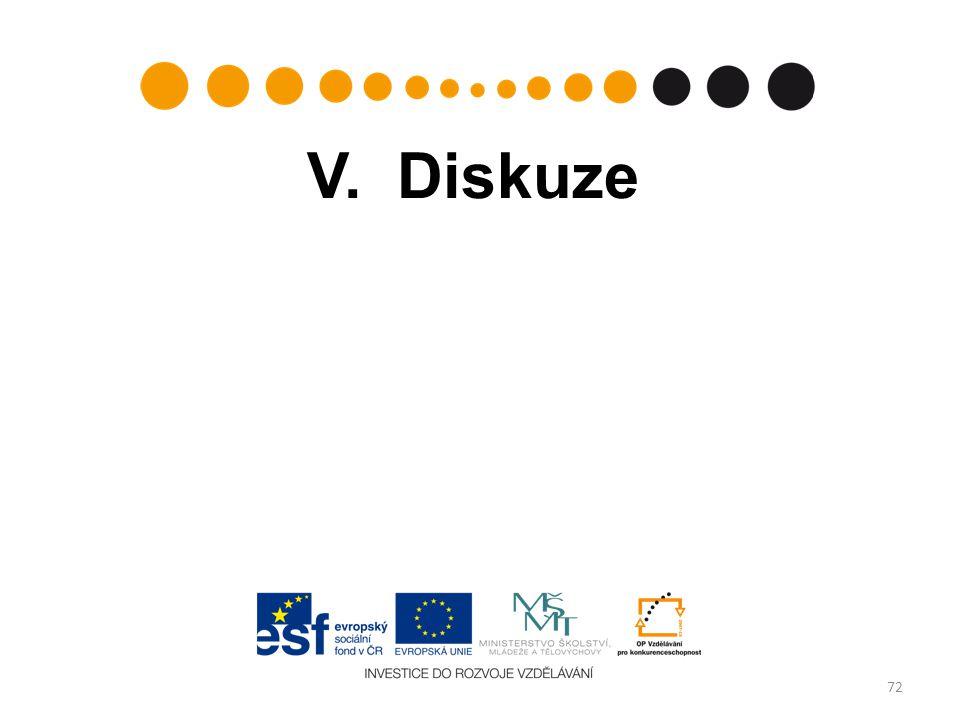 V. Diskuze 72
