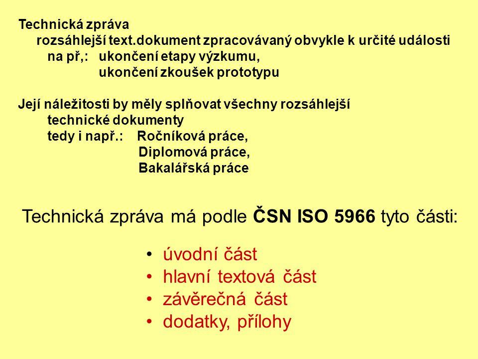 Konkrétní příklady: Citace z knižního díla:  3  Doležal, V.: Plastické hmoty.
