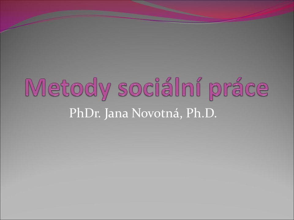 PhDr. Jana Novotná, Ph.D.