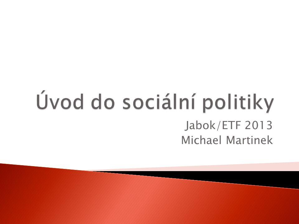 Jabok/ETF 2013 Michael Martinek