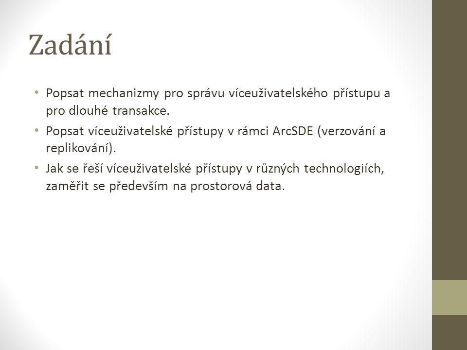 Závěr Práce popisuje problematiku víceuživatelských přístupů.