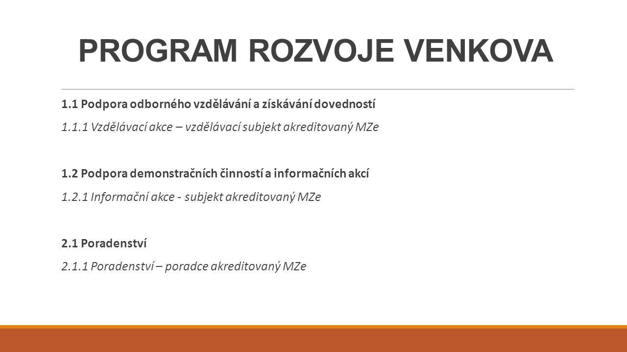 Strategie CLLD MAS Šluknovsko - příležitosti Strategický cíl 6 – Atraktivní a pestrý region Specifický cíl 6.1.