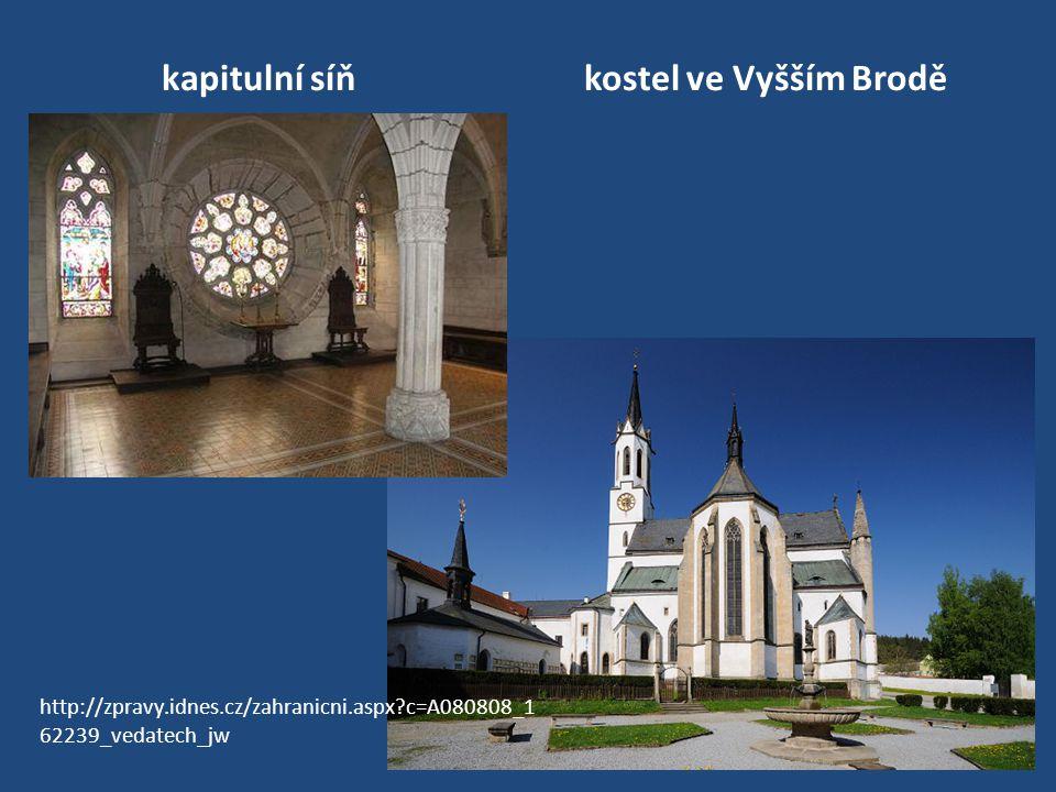 kapitulní síň kostel ve Vyšším Brodě http://zpravy.idnes.cz/zahranicni.aspx?c=A080808_1 62239_vedatech_jw