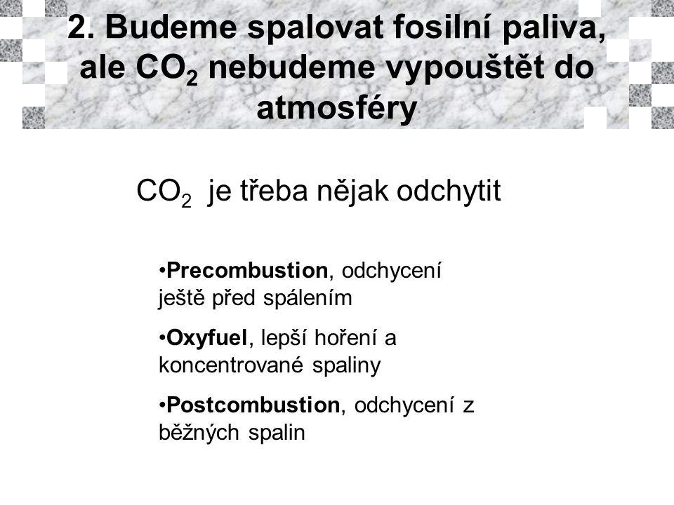 Precombustion čili IGCC IGCC (Integrated Gasification Combined Cycle, integrovaný zplyňovací kombinovaný cyklus)