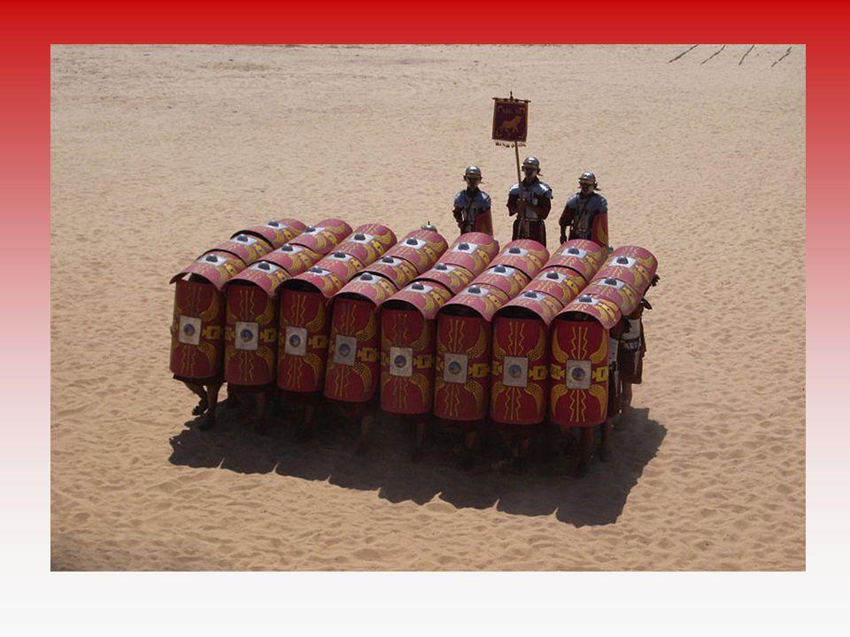 Římské vojenské výboje