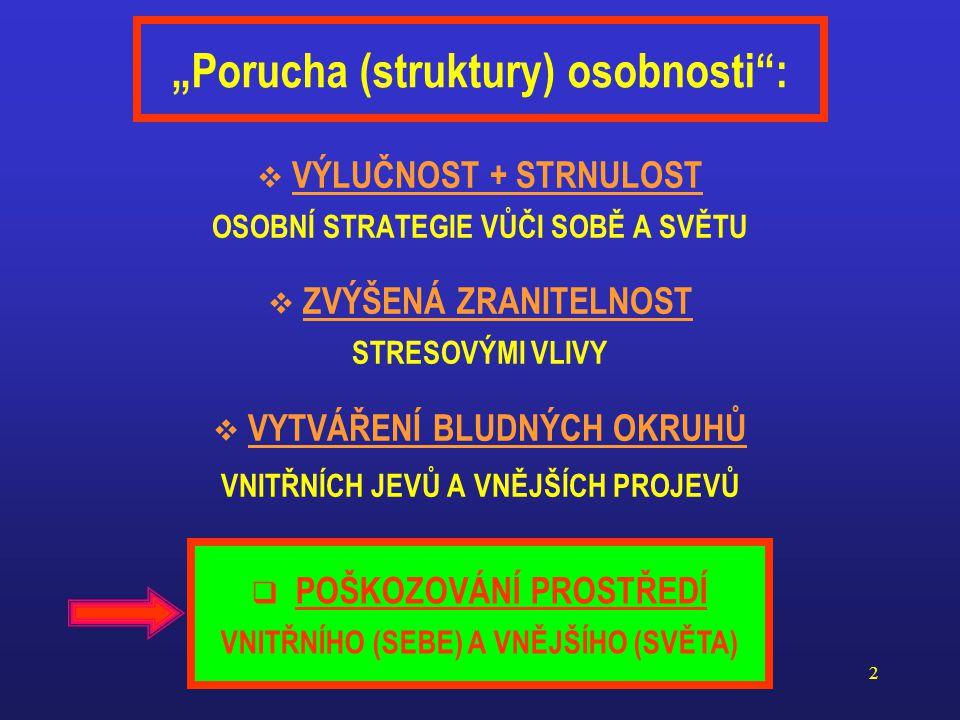 1 VIII. konference ČASP Za hranicemi dobra aneb psychologie zločinu 26. – 27. března 2011 v Olomouci Abnormní osobnosti v životě a v trestné činnosti