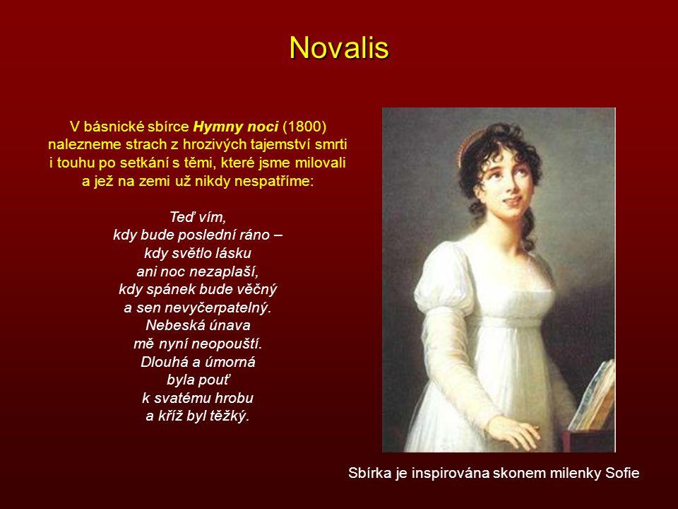 Počátky francouzského romantismu Sbohem.To slovo slzami je prostoupeno.