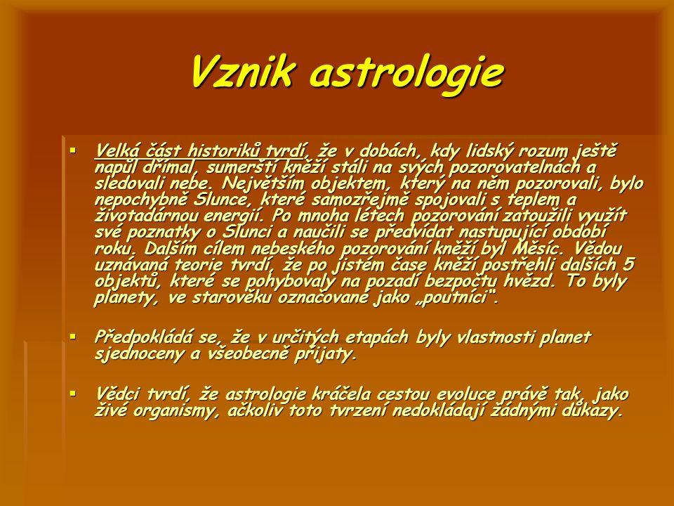 Citováno z: 1)Ve snímku č.2: Astrologician, Aplikovaná astrologie.