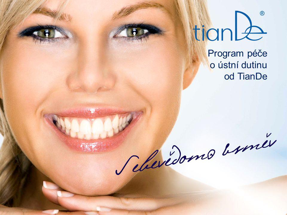 Program péče o ústní dutinu od TianDe