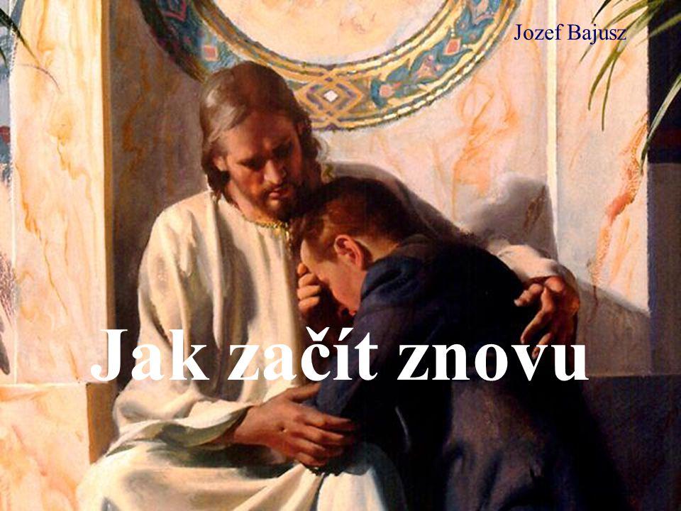 """""""Kdo je v Kristu, je nové stvoření."""