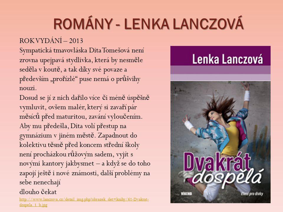ROMÁNY – VĚRA ŘEHÁČKOVÁ JSI JEDNIČKA, ZUZKO (1995) Zuzka má problémy ve škole i doma.